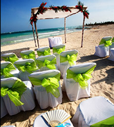 Megan and David, Wedding at Dreams Tulum Resort and Spa, Tulum, Mexico
