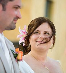 Destination Wedding Photography in Playa del Carmen, Kora and Arek at the Alegro Playacar Resort