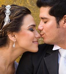 Fotografia en Merida, Ivonne y Daniel Sesión Fotográfica at the Hacienda Hunxectaman in Yucatán, México