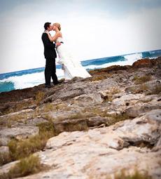 Mexico Wedding Photographer Scott and Sara Mayan Riviera Photography, Grand Sirenis Resort  01 28 10