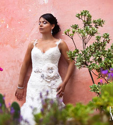 San Miguel Mexico Trash the Dress Session