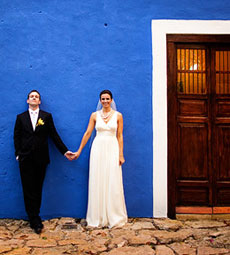 Hacienda Wedding in Mexico, Karah and John's Destination Wedding at the Hacienda San Jose, Merida, Yucatan