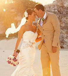 Cancun Wedding Photography, Missy and Brian, Le Blanc Spa Resort