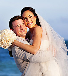 Sarah and Ed, Marina Maroma, Mayan Riviera, Mexico