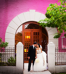 Merida, Yucatan Wedding Photography, Wadia and Jared, Quinta Montes Molina