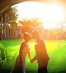 Fotografia de boda, Hacienda Chichi Suarez, Merida, Yucatan
