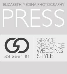 Elizabeth Medina Photography, Viceroy Riviera Maya Wedding Photogrphy, Shab and Randall's Grace Ormand Feature