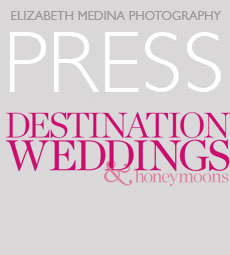 Susan and Luis Yucatan, Mexico Feature in Nov/Dec Destination Weddings & Honeymoons Magazine