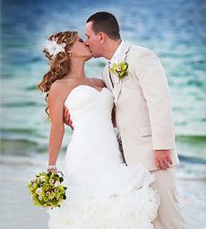 Cancun Destination Wedding Photography, Ashley and John