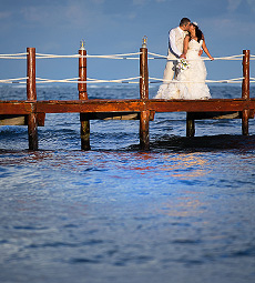 Destination Wedding Photography, Mayan Riviera, Elaine and Jerry, Beach Wedding Azul Sensatori  11 10 12