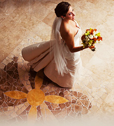 Mexico Wedding Photographer, Allison and Adam, Azul Beach, Puerto Morelos Mexico  1 19 13
