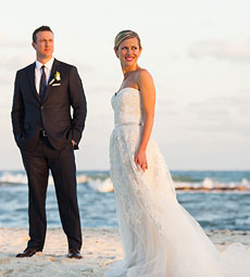 Allyson and Neal, Grand Velas Wedding, Playa del Carmen, Mexico