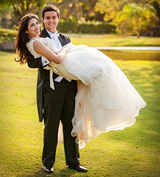 Carolina and Jerry,  Hacienda San Ignacio Tesip, Yucatan Hacienda Wedding Photography  02 21 2013