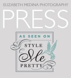 Allyson and Neal's, Grand Velas Wedding On Style Me Pretty!