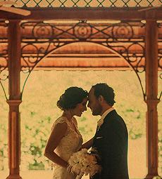 Adriana y Alejandro, fotografia de boda, Hacienda Xcanatun Yucatan