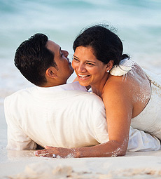 TTD in Cancun, Maricela and Angel, trash the dress photo session at sunrise, Krystal Hotel