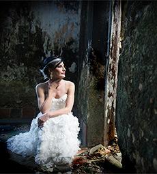 Hacienda Wedding Photography, Michele and David