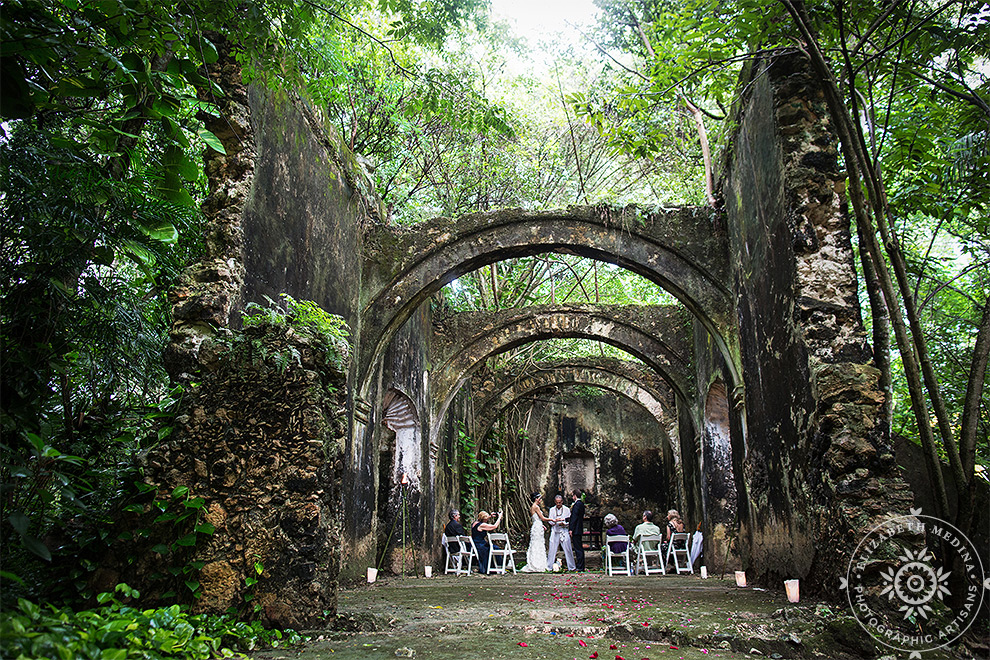 Elizabeth Medina Photography, Hacienda Uayamon Wedding photography