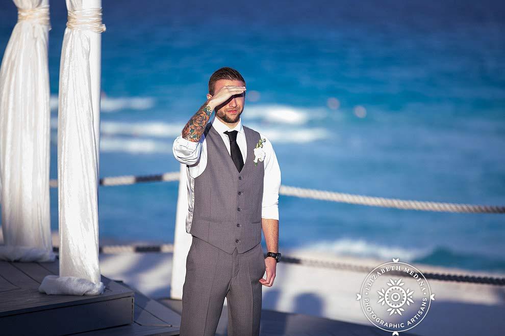 cancun_wedding_photos_elizabethmedina_010 Wedding Photography in Cancun, Paradisus Cancun, Sarah and Steve  03-01-2014