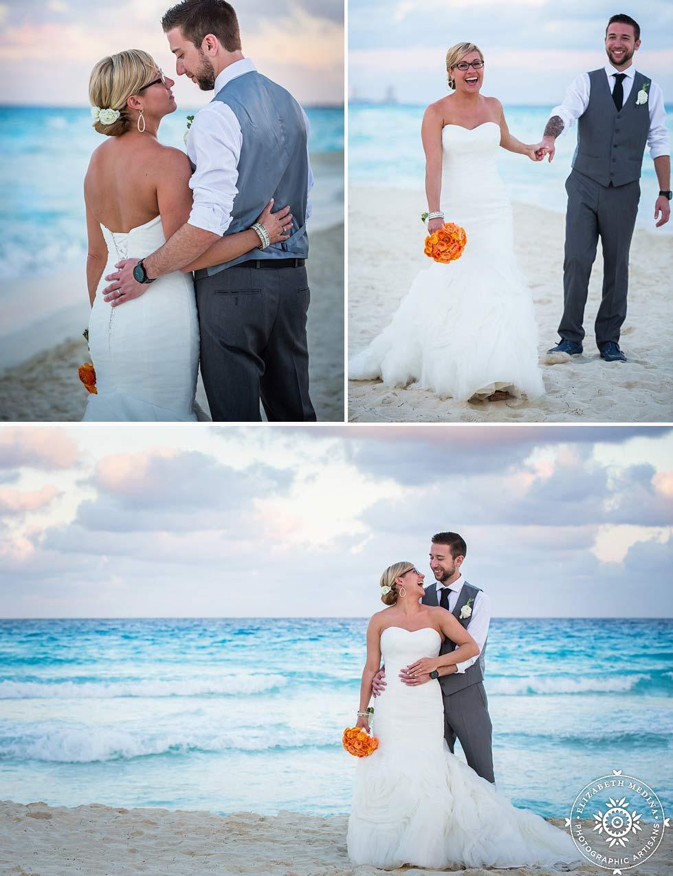 cancun_wedding_photos_elizabethmedina_021 Wedding Photography in Cancun, Paradisus Cancun, Sarah and Steve  03-01-2014