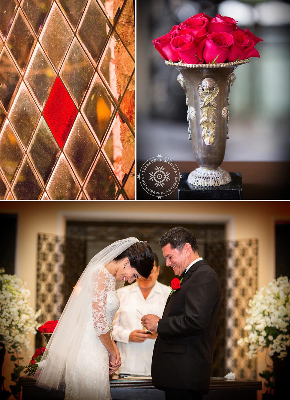 Casa Faller Wedding
