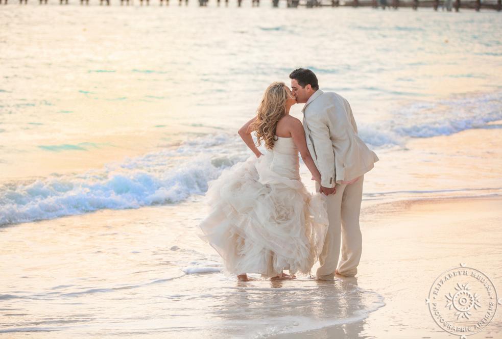 cancun_trash the dress photos elizabeth medina 001 Trash the Dress and Wedding Photography, Beach Palace Cancun Mexico
