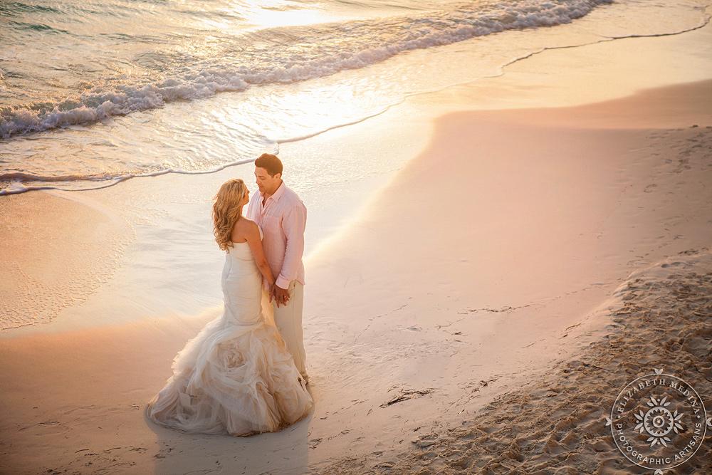 cancun_trash the dress photos elizabeth medina 002 Trash the Dress and Wedding Photography, Beach Palace Cancun Mexico