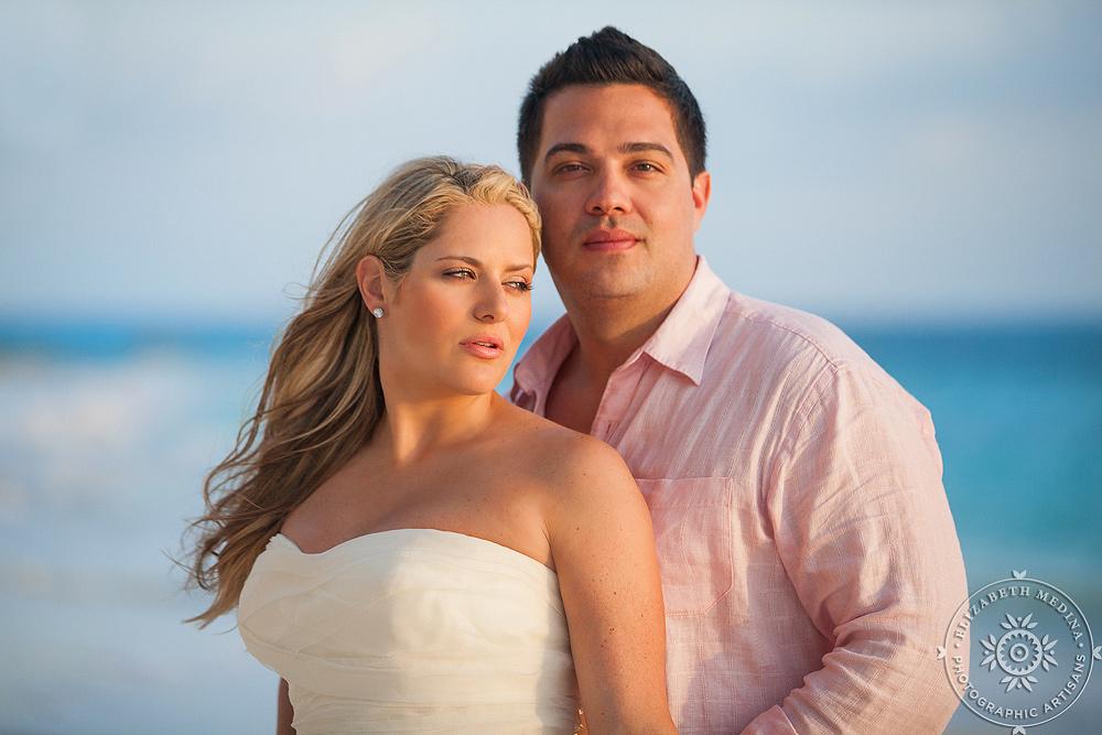 cancun_trash the dress photos elizabeth medina 009 Trash the Dress and Wedding Photography, Beach Palace Cancun Mexico