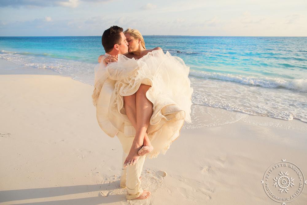 cancun_trash the dress photos elizabeth medina 020 Trash the Dress and Wedding Photography, Beach Palace Cancun Mexico