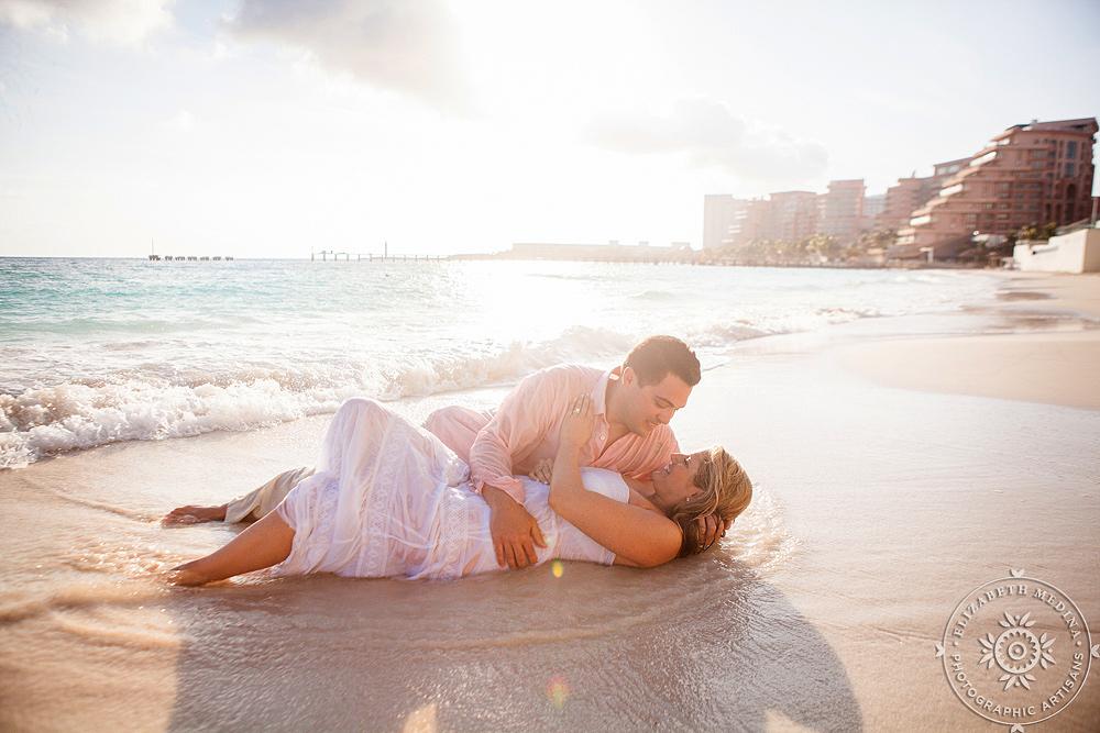 cancun_trash the dress photos elizabeth medina 022 Trash the Dress and Wedding Photography, Beach Palace Cancun Mexico