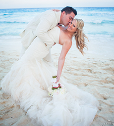 Destination Wedding Photography, Beach Palace Cancun Lindsey and Angelo 03 08 2014