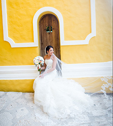 Xcaret Eco Park Wedding Photography, Yvette and Philip, Mexico Wedding