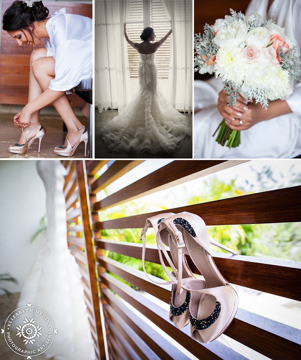 playa del carmen wedding photographer emedina 803_001 Xcaret Eco Park Wedding Photography, Yvette and Philip, Mexico Wedding