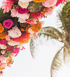 Dreams Puerto Aventuras Wedding, Mexico Photographer Elizabeth Medina
