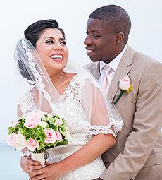 Azul Fives Wedding, Noemi and Patrick,  Riviera Maya Mexico