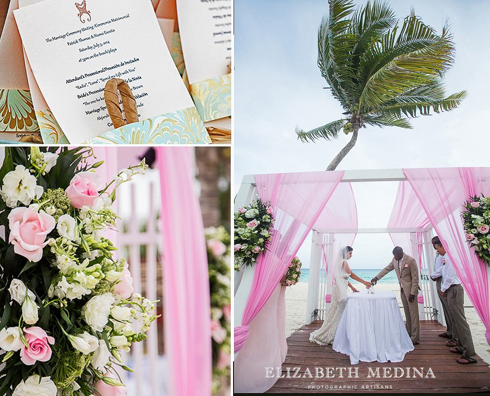 azul fives wedding photography elizabeth medina_007 2 Azul Fives Wedding, Noemi and Patrick,  Riviera Maya Mexico