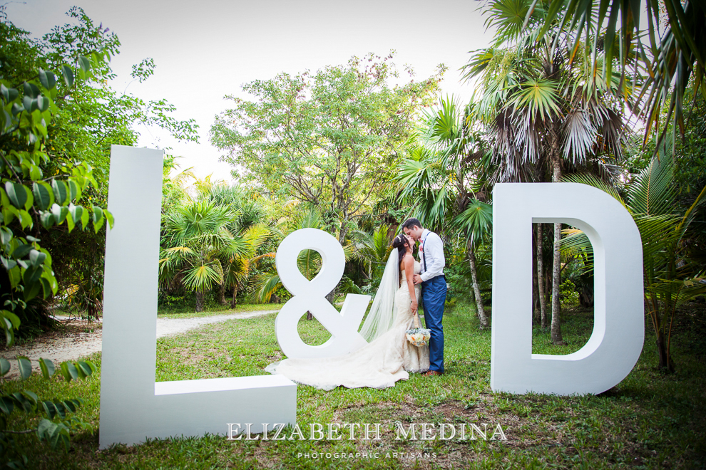 emedina_secret jewel wedding_012 Mayan Riviera Beach Wedding, Laura and Domenik at the Secret Jewel