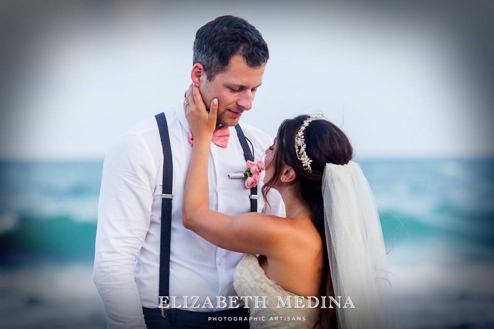 emedina_secret jewel wedding_014 Mayan Riviera Beach Wedding, Laura and Domenik at the Secret Jewel