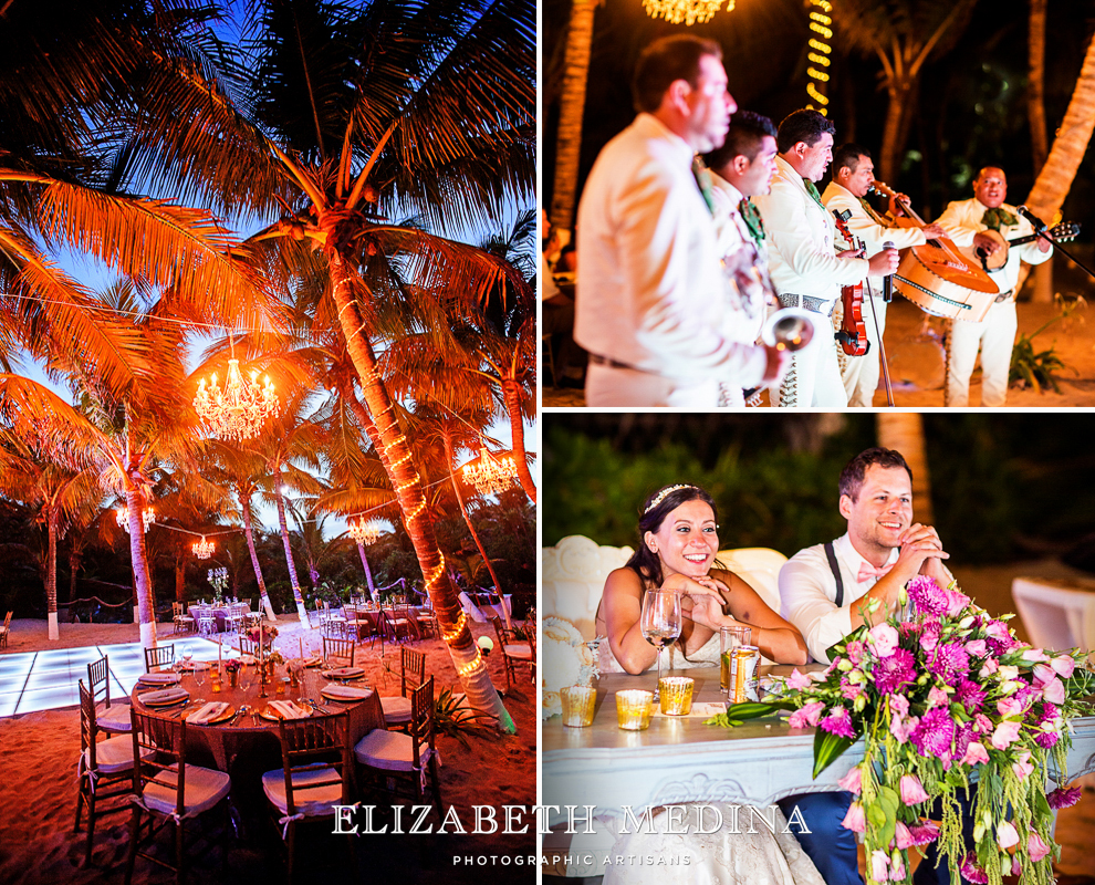 emedina_secret jewel wedding_020 Mayan Riviera Beach Wedding, Laura and Domenik at the Secret Jewel