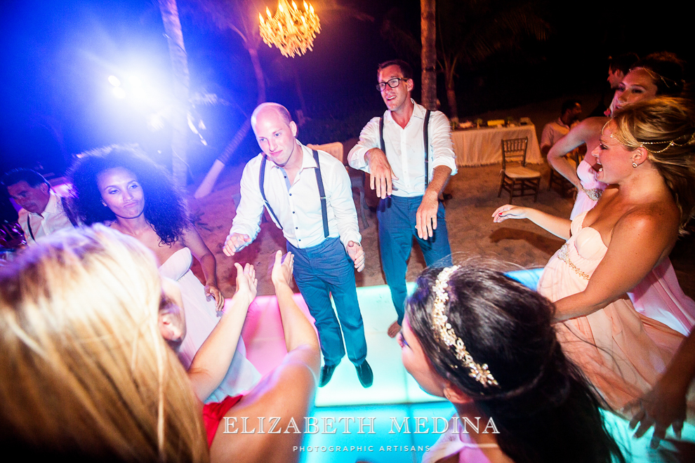 emedina_secret jewel wedding_031 Mayan Riviera Beach Wedding, Laura and Domenik at the Secret Jewel