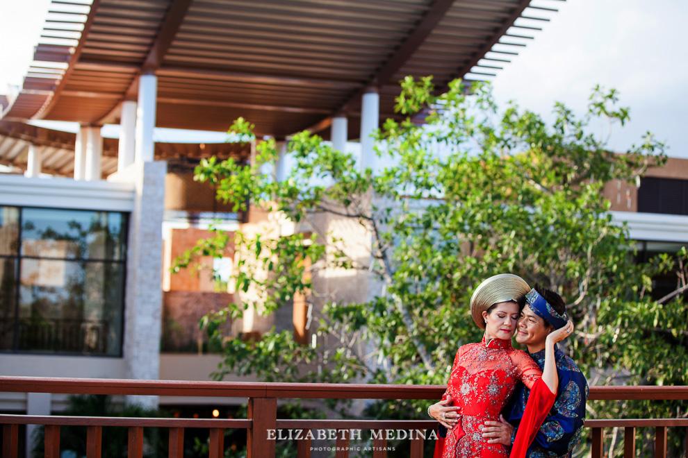 elizabeth medina banyan tree wedding005 Photographer Banyan Tree Mayakoba, Destination Wedding