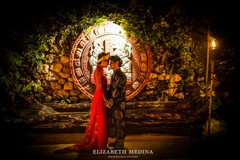 elizabeth medina banyan tree wedding008 Photographer Banyan Tree Mayakoba, Destination Wedding