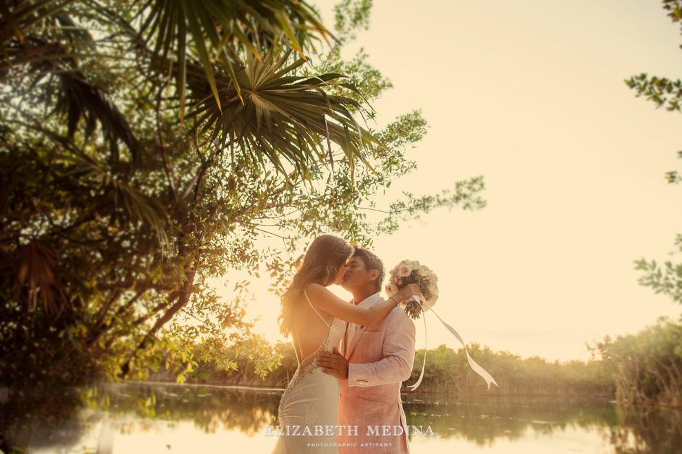elizabeth medina banyan tree wedding033 Photographer Banyan Tree Mayakoba, Destination Wedding