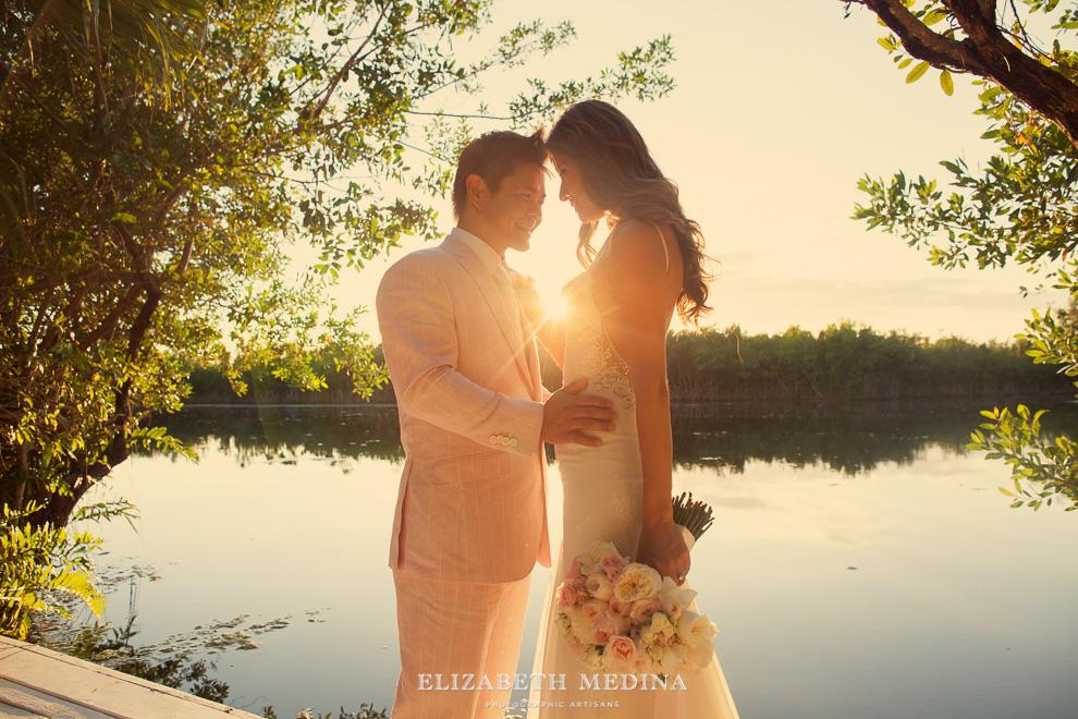 elizabeth medina banyan tree wedding034 Photographer Banyan Tree Mayakoba, Destination Wedding