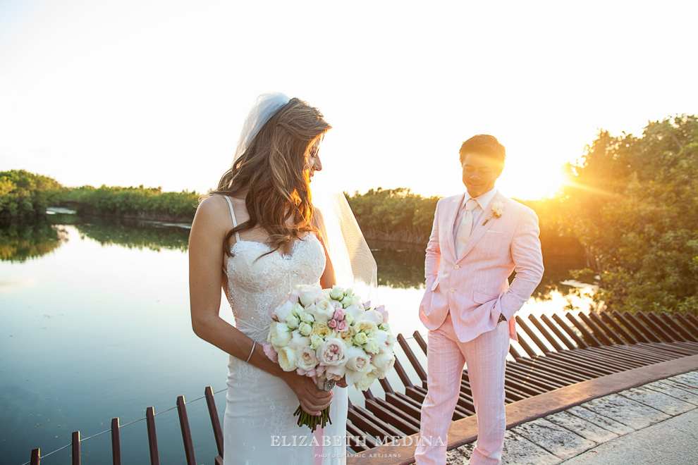 elizabeth medina banyan tree wedding036 Photographer Banyan Tree Mayakoba, Destination Wedding