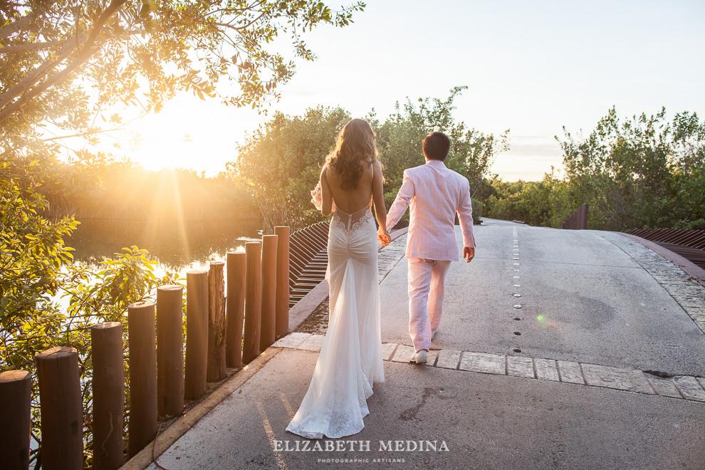 elizabeth medina banyan tree wedding037 Photographer Banyan Tree Mayakoba, Destination Wedding