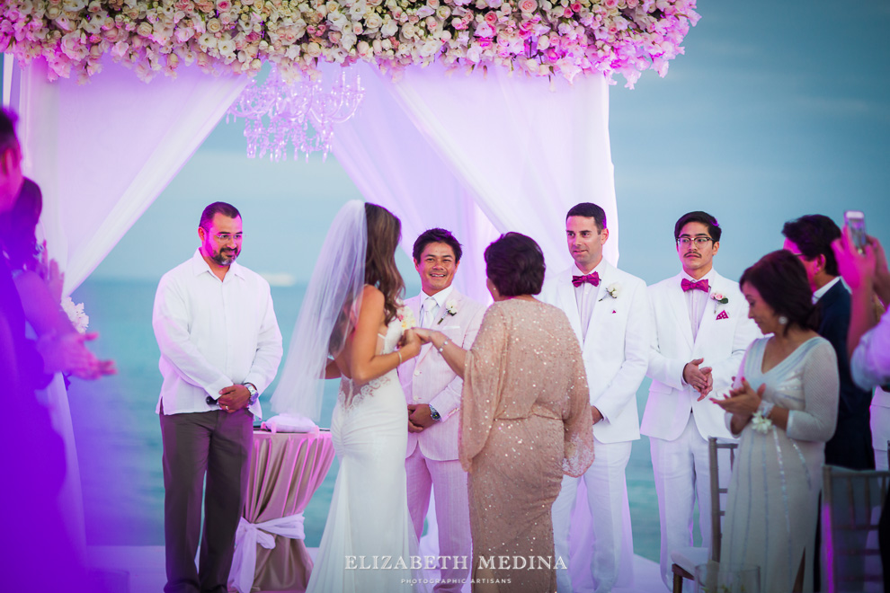 elizabeth medina banyan tree wedding046 Photographer Banyan Tree Mayakoba, Destination Wedding