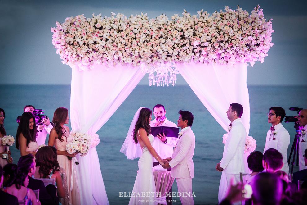 elizabeth medina banyan tree wedding047 Photographer Banyan Tree Mayakoba, Destination Wedding