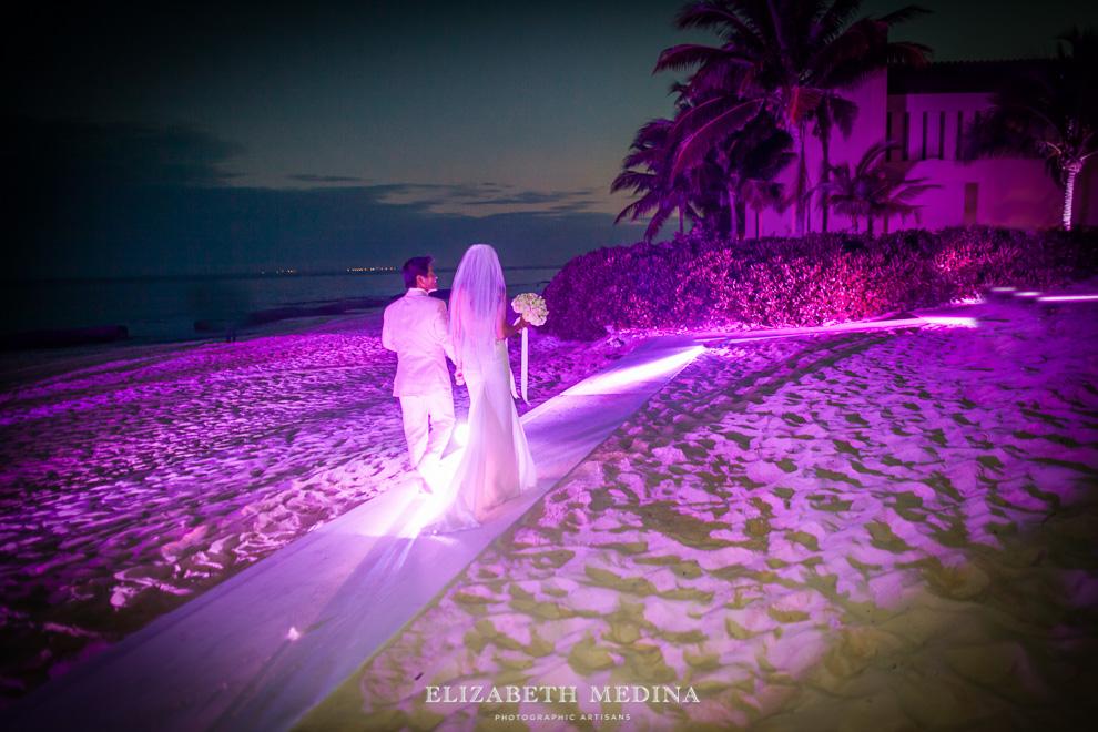 elizabeth medina banyan tree wedding053 Photographer Banyan Tree Mayakoba, Destination Wedding