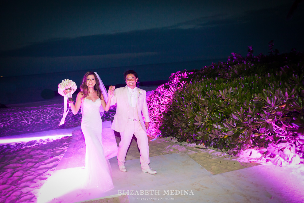 elizabeth medina banyan tree wedding054 Photographer Banyan Tree Mayakoba, Destination Wedding
